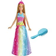 Barbie Mágikus haj - Szőke