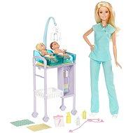 Orvos Barbie - Baba
