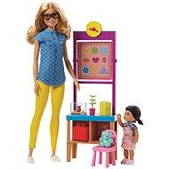 Barbie tanár
