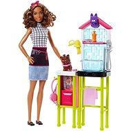 Barbie Foglalkozások Kutyaápoló - Baba