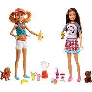 Barbie Sütés-főzés Nővérek - Baba