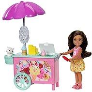 Barbie Chelsea kiegészítőkkel - Baba