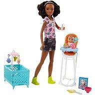 Barbie Dadus játékkészlet III - Baba