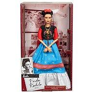 Barbie világhírű női Frida Kahlo - Baba