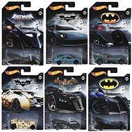 Hot Wheels Batman - Cars