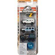 Matchbox: Jurassic World kisautók 5 db-os készlet - Cars
