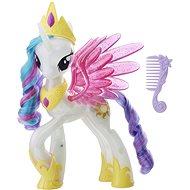 Én kicsi pónim - világító Celestia hercegnő - Figura