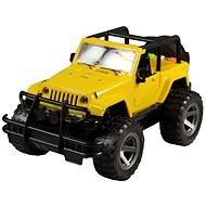 Lendkerekes Jeep 23 cm - Játékautó