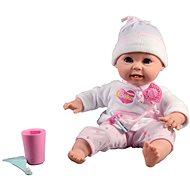Adél baba az első fogakkal és fogkefével - Baba