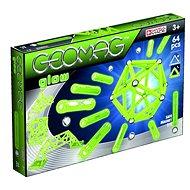 Geomag Glow 64 - Mágneses építőjáték