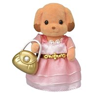 Sylvanian Families Town Girl Series - Toy Poodle