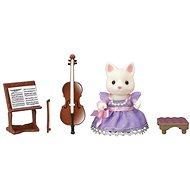 Sylvanian Families Town - Cello Concert Set