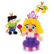 Bunchems Foszforeszkáló készlet Hercegnő - Kreatív szett