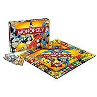 Monopoly DC Comics Retro, ENG - Társasjáték