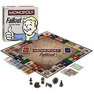 Monopoly Fallout társasjáték, ENG - Társasjáték