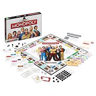 Monopoly The Big Bang Theory, ENG - Társasjáték