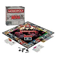 Monopoly The Walking Dead, ENG - Társasjáték