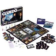 Cluedo Sherlock társasjáték, ENG - Társasjáték