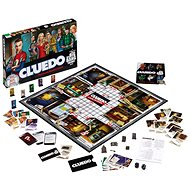 Cluedo The Big Bang Theory, ENG - Társasjáték