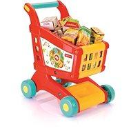 Fisher Price Gyerek bevásárló kosár - Játékszett