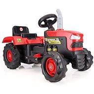DOLU Elektromos gyermek traktor - Elektromos autó gyerekeknek