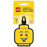 LEGO ikonikus poggyászcímke - Head Boy - Névcímke