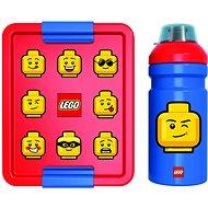LEGO Iconic Classic uzsonnás készlet - Iskolai felszerelés