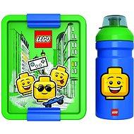 LEGO Iconic Boy uzsonnás készlet - Iskolai felszerelés