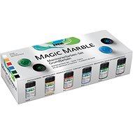 Kreul Magic Marble kreatív szett - Kreatív szett