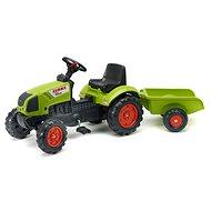 Claas Arion 410 zöld - Pedálos traktor