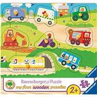Ravensburger 036844 Nagy autók - Puzzle