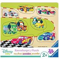 Ravensburger 036868 Disney Verdák 3 család - Puzzle