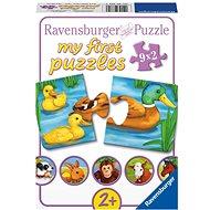 Ravensburger 073313 állatos kirakó - Puzzle