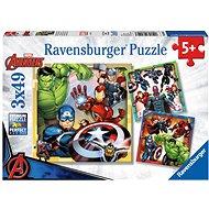 Ravensburger 80403 Disney Marvel Bosszúállók - Puzzle