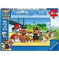 Ravensburger 90648 Mancs őrjárat: Bátor kutyák - Puzzle