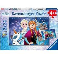Ravensburger 90747 Jégvarázs - Puzzle