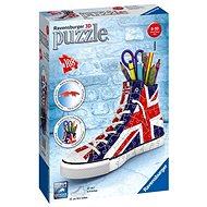 Ravensburger 3D 112227 Union Jack Cipő - 3D puzzle