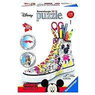Ravensburger 3D puzzle 120550 Disney Mickey egér ceruzatartó tornacipő - 3D puzzle