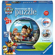 Ravensburger 121861 - Ball Paw Patrol - 3D puzzle
