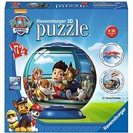 Ravensburger 3D 121861 Mancs őrjárat - 3D puzzle