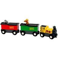 Brio World 33722 Szafari vonat - Építőjáték