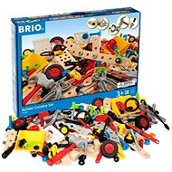 Brio 34589 kreatív készlet - Építőjáték