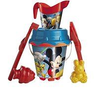 Mickey és Minnie homokozó készlet kancsóval - Homokozó készlet