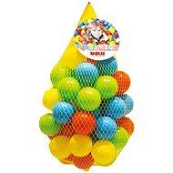 Labda Dolu színes műanyag golyók - 50 db - Míčky