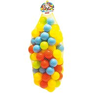 Labda Színes műanyag labdák - 100 darab