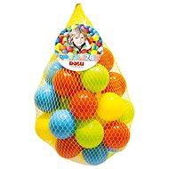 Dolu színes műanyag golyók - 28 db - Labda