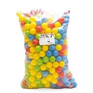 Több színű műanyag labdák - 500 db (7cm) - Labda