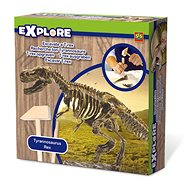 SES  T-rex csontváz - Kreatív játék