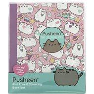 Pusheen Travel Colouring Book - Kreatív játék