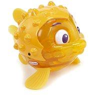 Világító hal - sárga